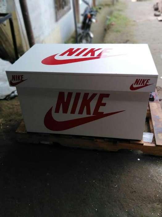 Zapatera Nike 20 Pares