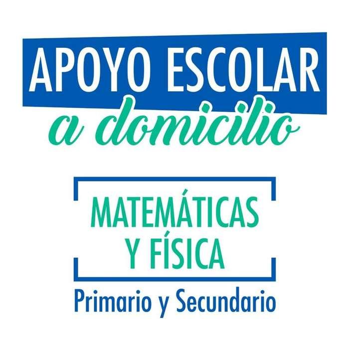 Clases de Matemáticas-física -estadístic