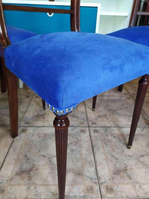 Muchas <strong>sillas</strong> de Estilo Totalmente Restauradas