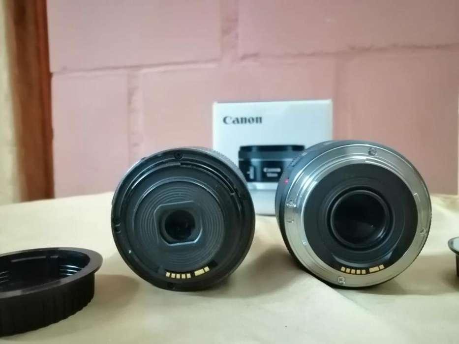 Camara Canon T1i- 2 Lentes Y <strong>accesorios</strong>