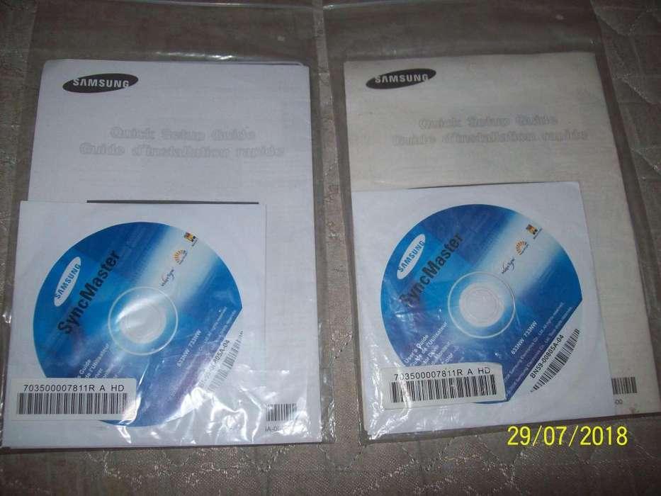Guía Instalación Rápida <strong>monitor</strong> LCD Samsung SyncMaster