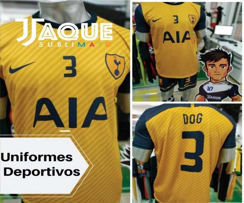Uniformes Deportivos Sublimados Olimpiadas Y Campeonatos de Futbol
