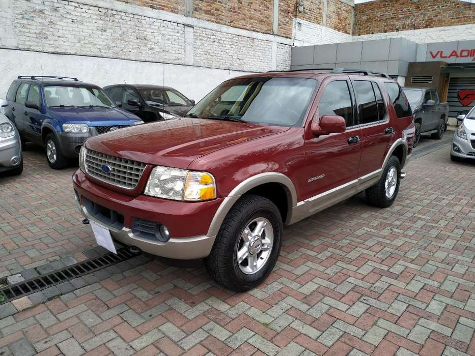 <strong>ford</strong> Explorer 2002 - 221171 km