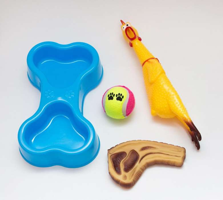 Set De Juguetes Para Mascotas