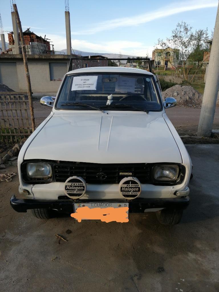Mazda Pickup 1200