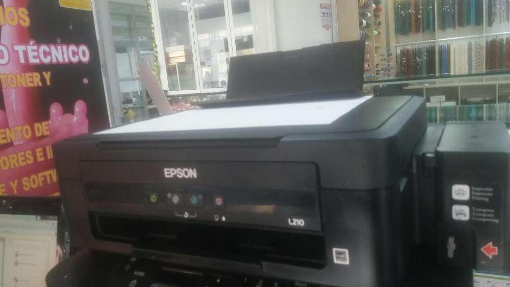 Impresora L210