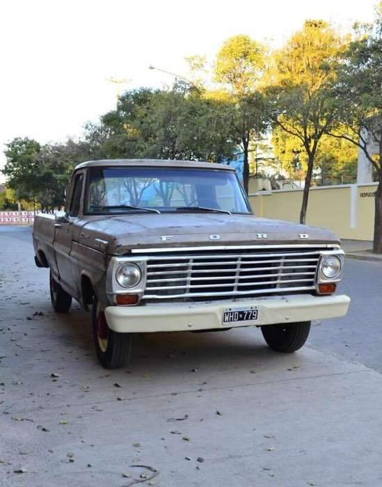 <strong>ford</strong> F-100 1971 - 0 km