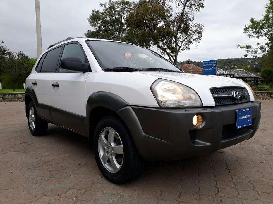 Hyundai Tucson 2007 - 150324 km