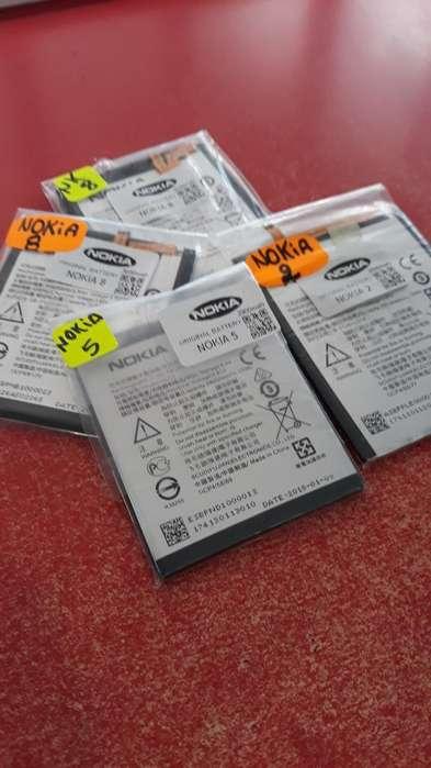 Bateria Original Nokia 5,6,8 Domicilio