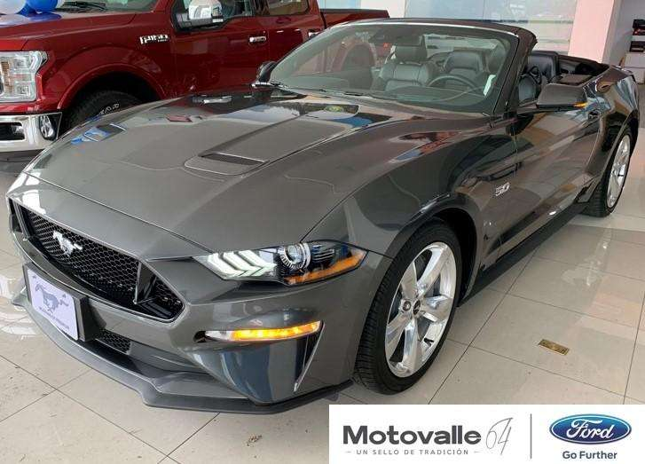 Ford Mustang 2019 - 0 km