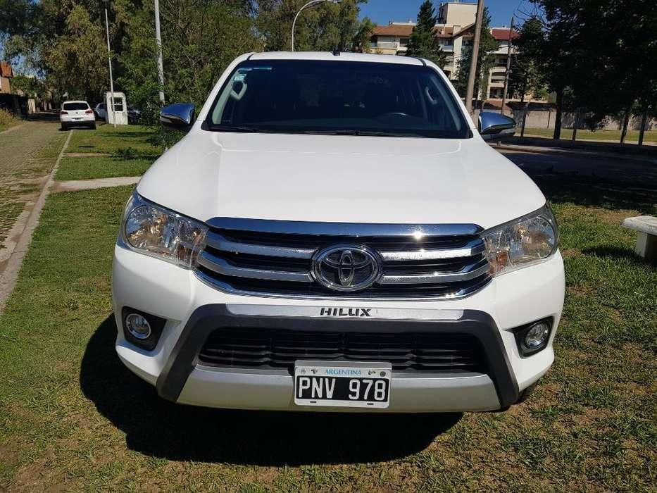 Toyota Hilux 2016 - 59000 km