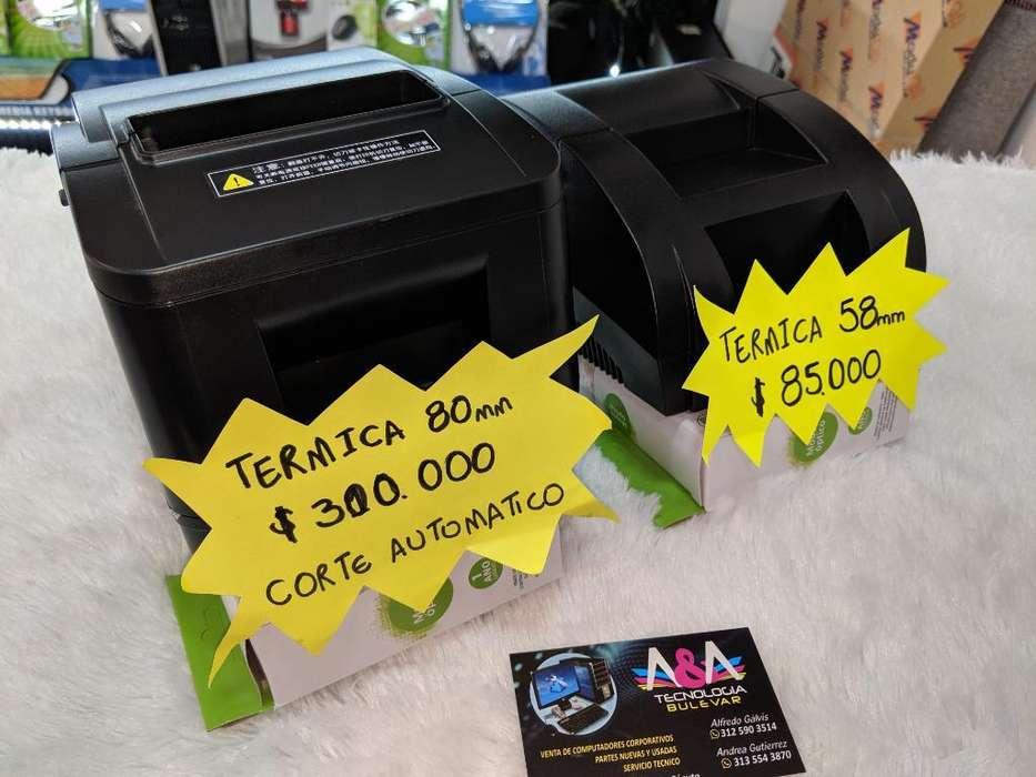 Impresoras Termicas Facturar Nuevas
