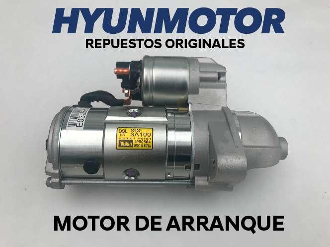 Motor de Arranque para Hyundai Accent-Sonata-Elantra-Creta-santa Fe.