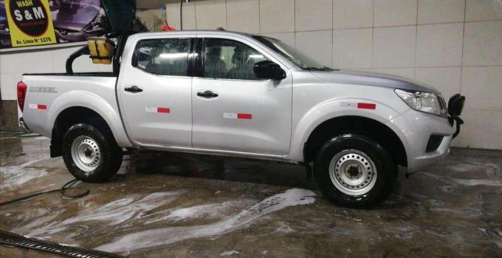 Nissan NP300 2015 - 47400 km