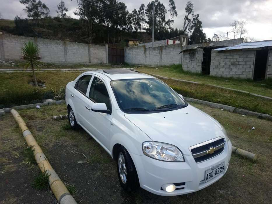 Chevrolet Aveo 2014 - 140000 km