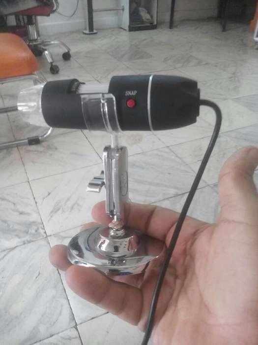 Microscopio Dijital <strong>barato</strong> Como Nuevo