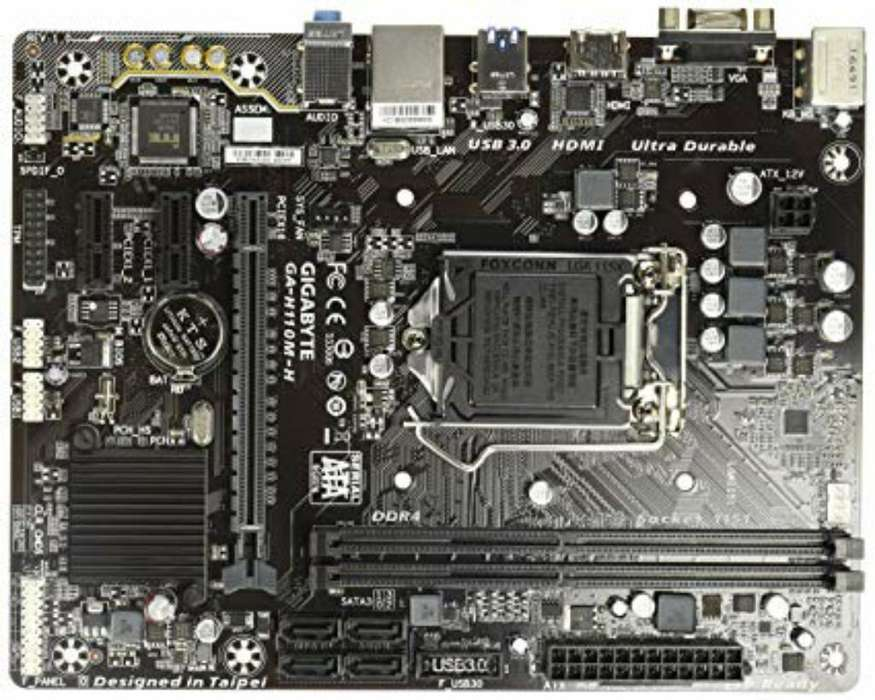 Combo I3 7100 Ram Ddr4 Board