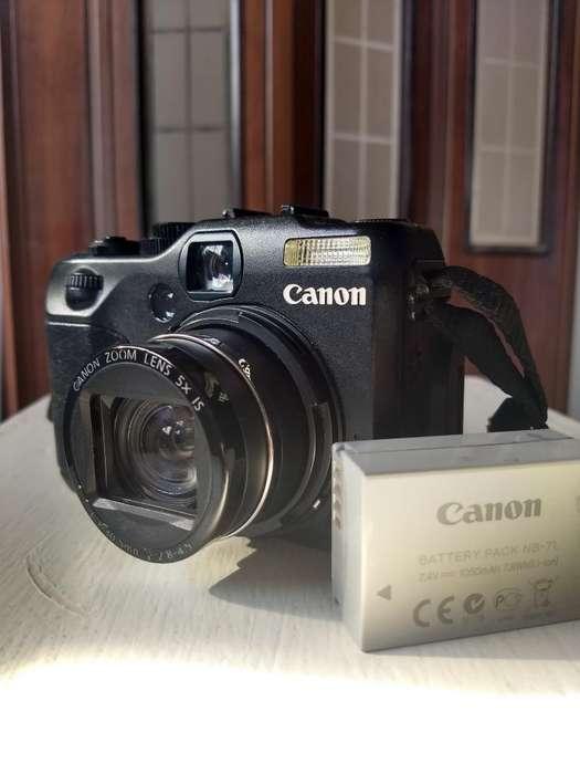 Camara Canon G12