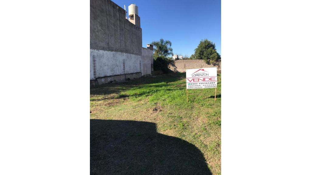 Dr. David Vitor  100 -  3.700.000 - Terreno en Venta