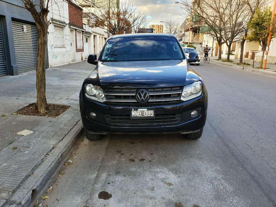 Volkswagen Amarok 2013 - 110000 km
