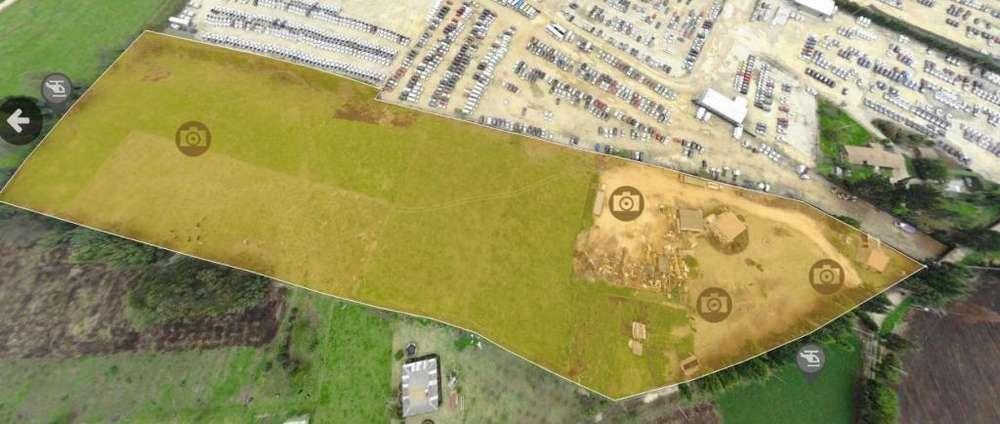 LOTE DE <strong>terreno</strong> INDUSTRIAL EN FUNZA 31.100 m2 ¡BAJO DE PRECIO ! OPORTUNIDAD¡