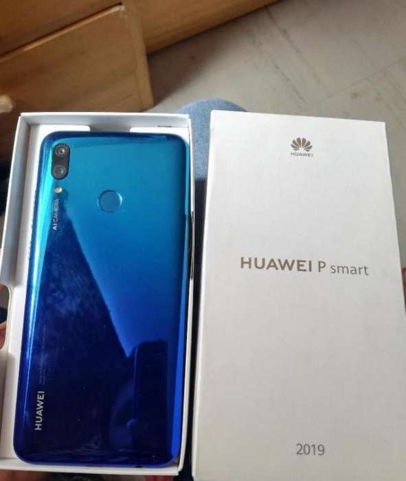 Huawei P Smart 2019 Vendo O Cambio