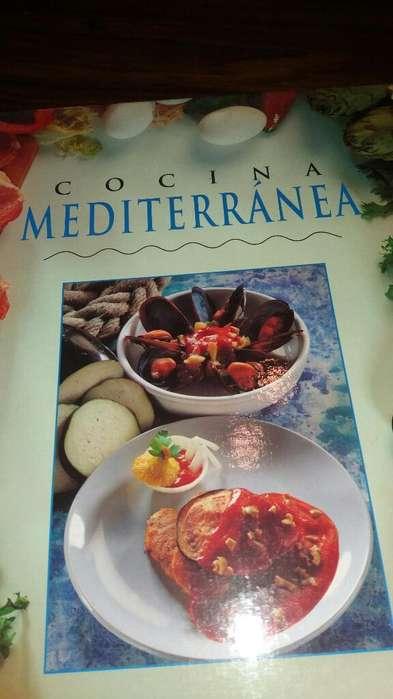 Libro <strong>cocina</strong> Mediterranea Chef Cocinwro
