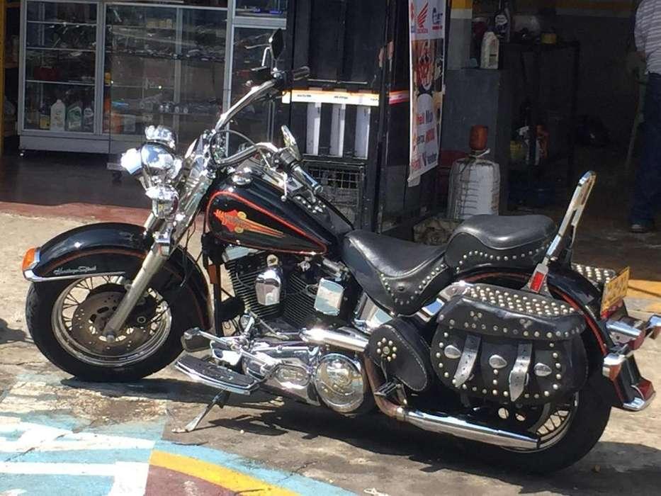 Custom softey heritage 1340 cc