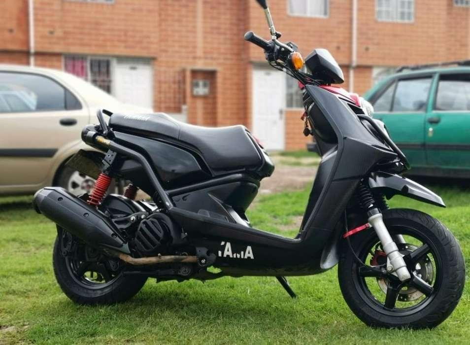 Yamaha Bws Modelo 2010
