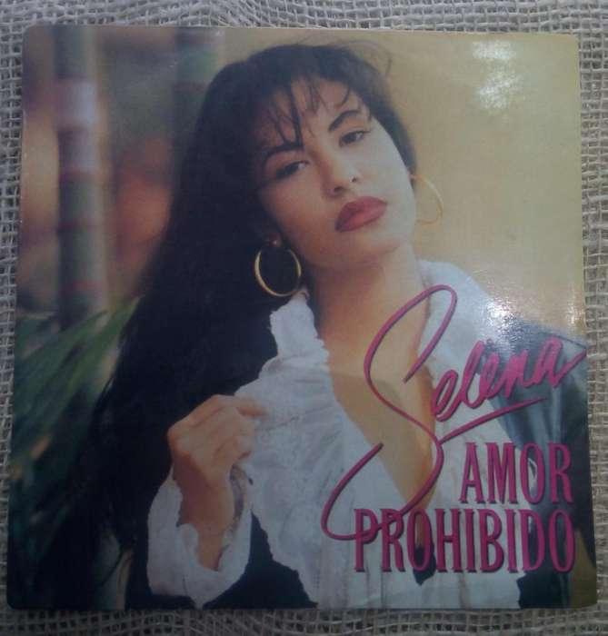 Selena Vinilo
