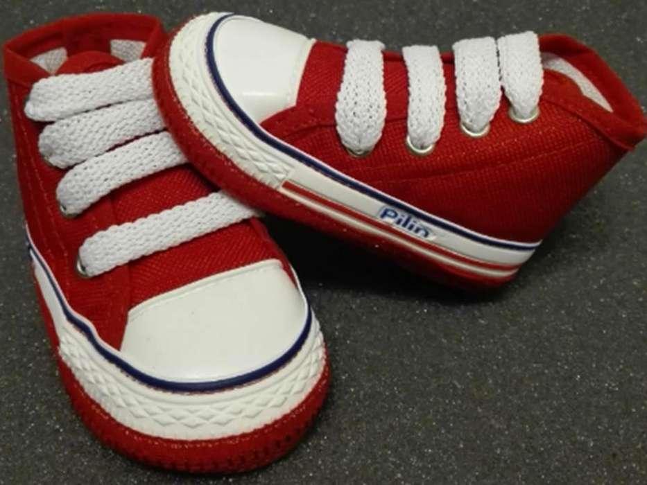 Zapatos para Bebe Ref. 093 Rojo