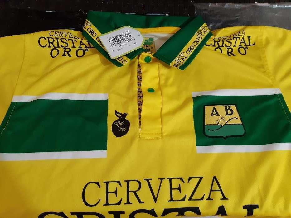 Vendo Hemosa Camiseta Del Bucaramanga