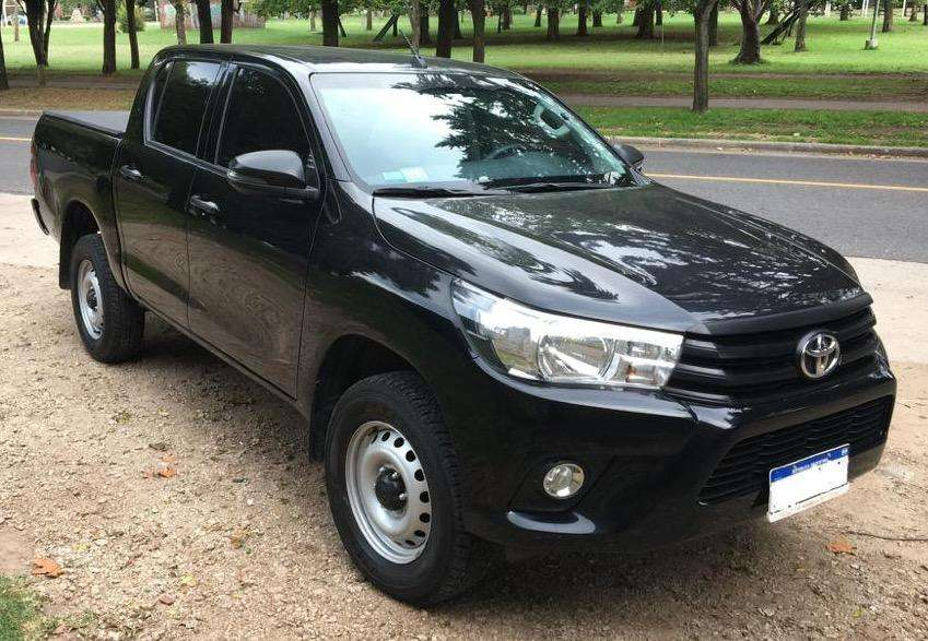 <strong>toyota</strong> Hilux 2018 - 16000 km