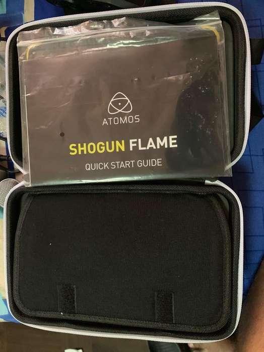 Shogun Flame 4K