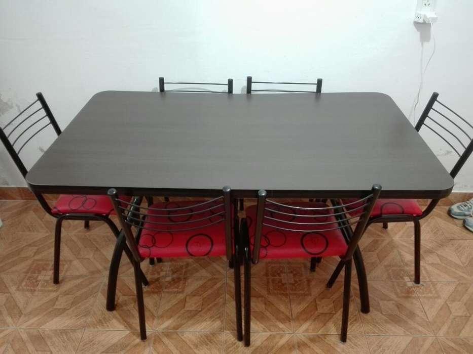 Vendo Mesa Y 6 <strong>silla</strong>s
