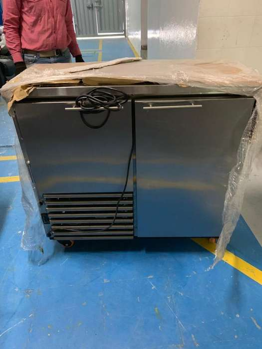 Congelador horizontal 1metro x 30cm