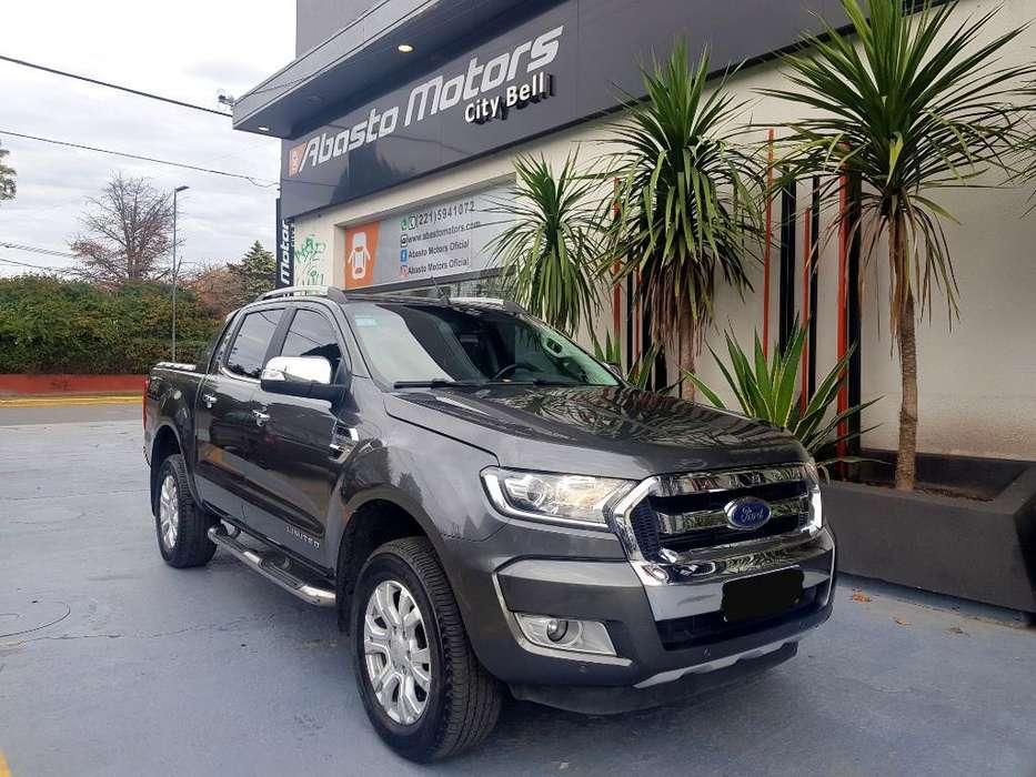 Ford Ranger 2017 - 46000 km