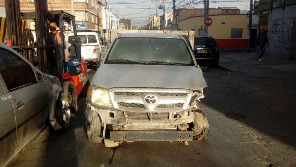 Toyota Hilux 2010 - 52000 km