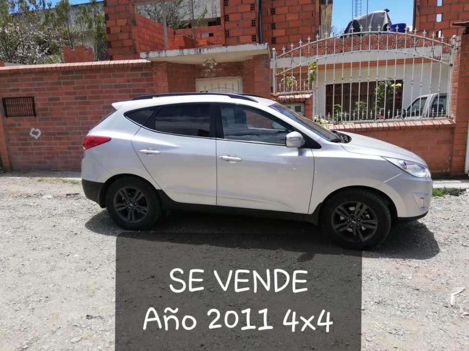 Hyundai Tucson 2011 - 126000 km