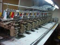 bordadora 12 cabezales barudhan LIQUIDO 1ERA OFERTA