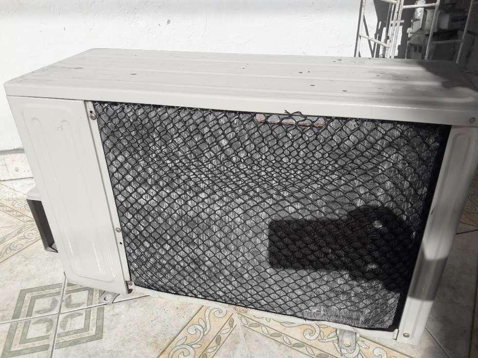 Condensadora 110v 9000btu
