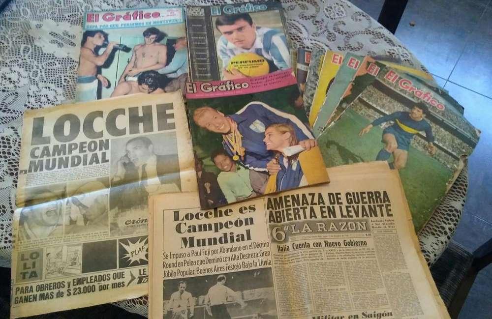 Revistas Y Diarios El Gráfico La Nación