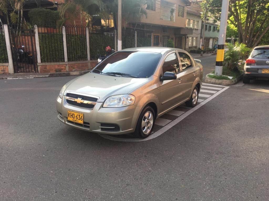 Chevrolet Aveo Emotion Full Equipo 2011