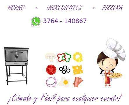 Pizza Party a Domicilio, Servicio de Catering para cualquier evento