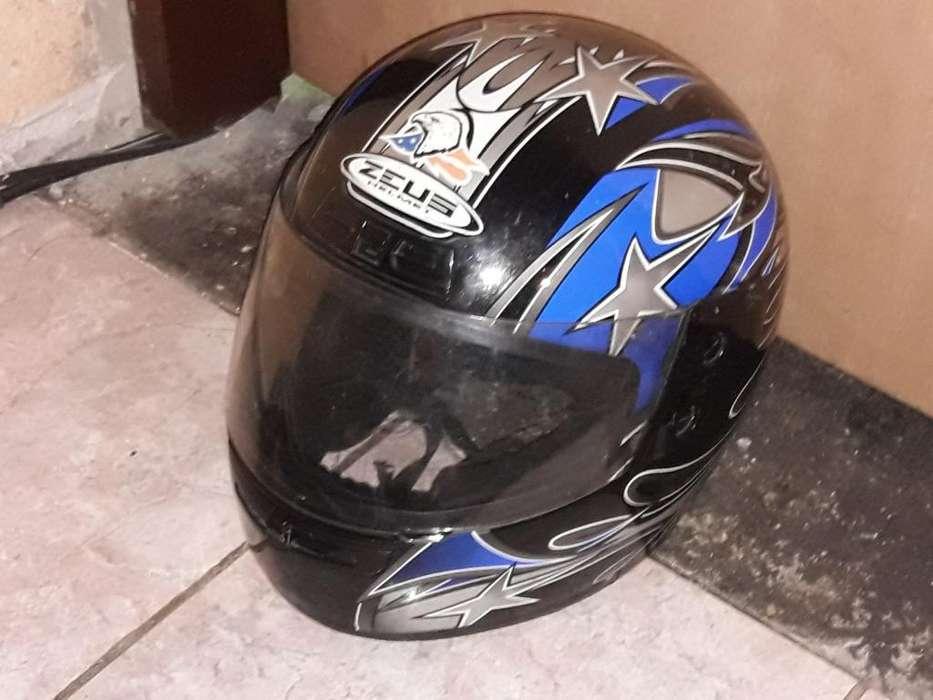 Casco de Moto Zcus Helmet