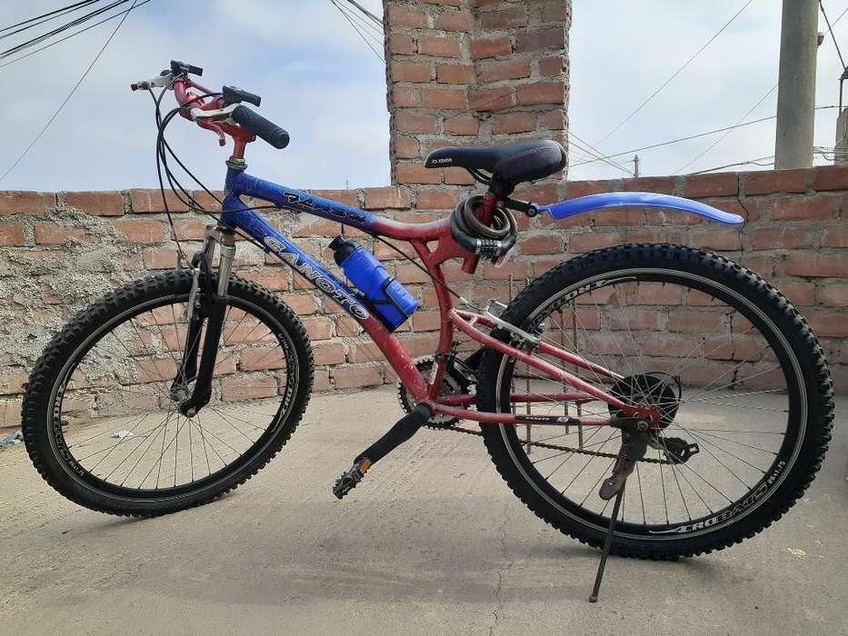 Vendo Bicicleta 350 Soles