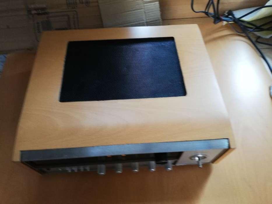 Sansui Ecualizador Amplificador