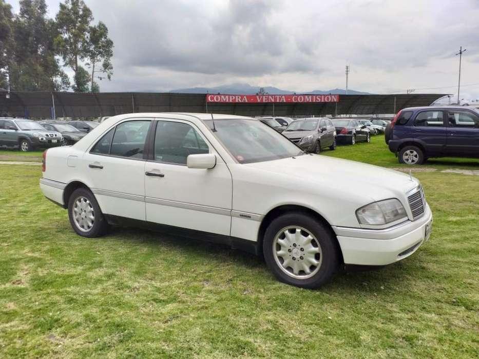 Mercedes-Benz Clase C 1996 - 130166 km