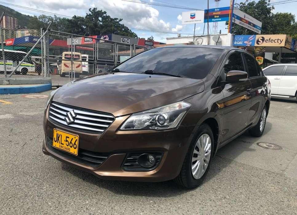 Suzuki Ciaz 2016 - 33200 km