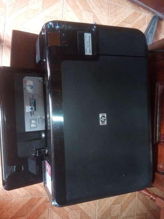 Impresora-escaner-copiadora Hp C4480